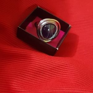 SIGNATURE COLLECTION BY AVON RING SIZE 10